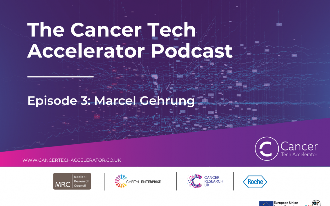 The Podcast: Episode 3, Marcel Gehrung
